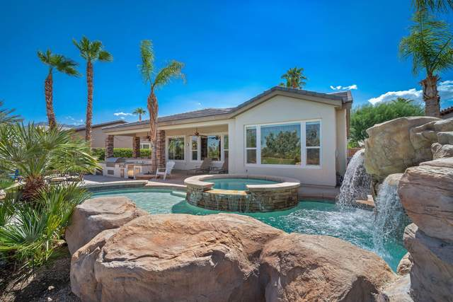 61436 Topaz Drive, La Quinta, CA 92253 (MLS #219066640) :: The Sandi Phillips Team