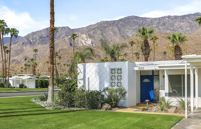 2393 S Calle Palo Fierro, Palm Springs, CA 92264 (MLS #219066646) :: The Jelmberg Team