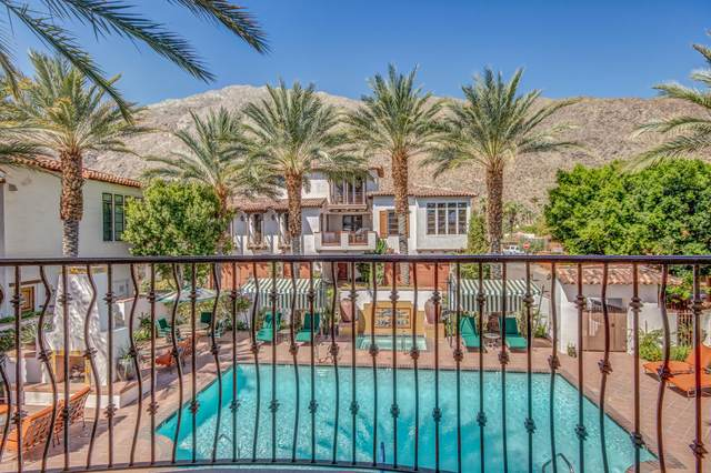 247 S Cahuilla Road, Palm Springs, CA 92262 (MLS #219066647) :: Mark Wise | Bennion Deville Homes