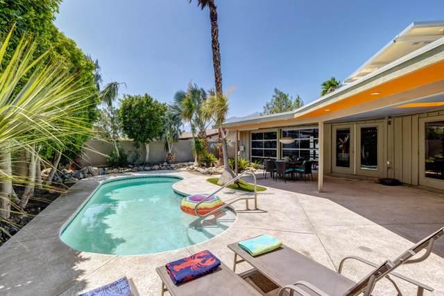2190 N Cerritos Road, Palm Springs, CA 92262 (MLS #219066705) :: Lisa Angell