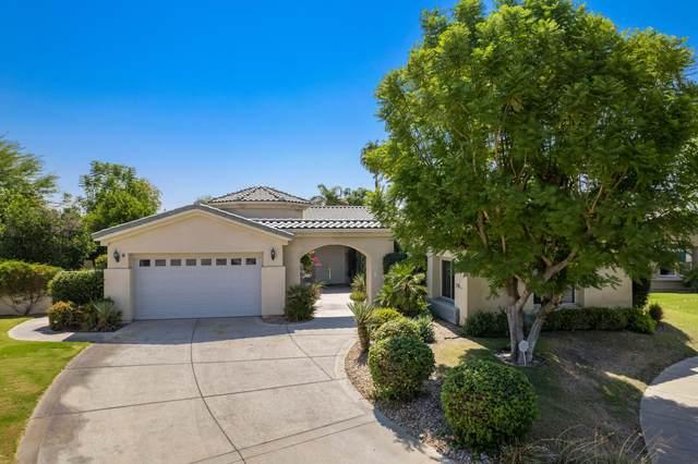6 Bristol Court, Rancho Mirage, CA 92270 (MLS #219066757) :: Zwemmer Realty Group