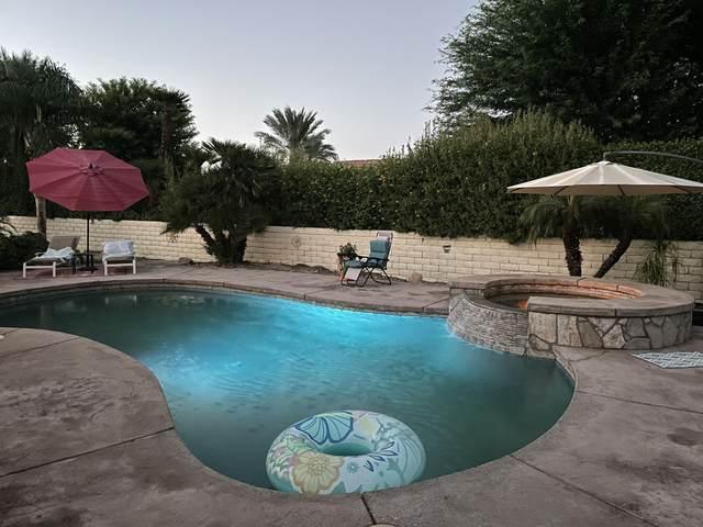 50960 Calle Obispo, La Quinta, CA 92253 (MLS #219066784) :: Zwemmer Realty Group