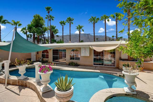 1110 N May Drive, Palm Springs, CA 92262 (MLS #219066808) :: Mark Wise | Bennion Deville Homes