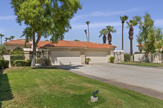 110 Celano Circle, Palm Desert, CA 92211 (MLS #219066846) :: The Sandi Phillips Team
