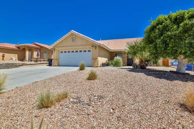 13520 Monterey Road, Desert Hot Springs, CA 92240 (#219066877) :: The Pratt Group