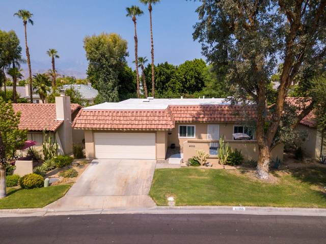 41055 Largo, Palm Desert, CA 92211 (MLS #219066941) :: Mark Wise | Bennion Deville Homes