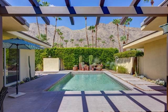1164 Los Robles Drive, Palm Springs, CA 92262 (MLS #219067040) :: Brad Schmett Real Estate Group