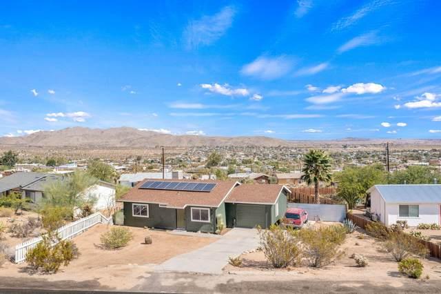 61828 Crest Circle Drive, Joshua Tree, CA 92252 (MLS #219067084) :: KUD Properties