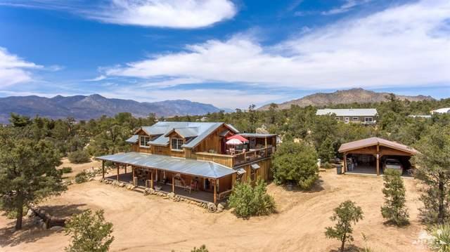 63350 Pinyon Drive, Mountain Center, CA 92561 (MLS #219067104) :: Mark Wise | Bennion Deville Homes