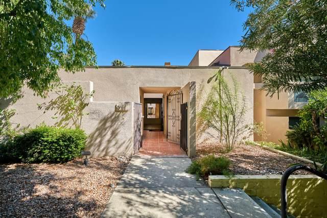911 Village Square, Palm Springs, CA 92262 (MLS #219067134) :: Mark Wise | Bennion Deville Homes