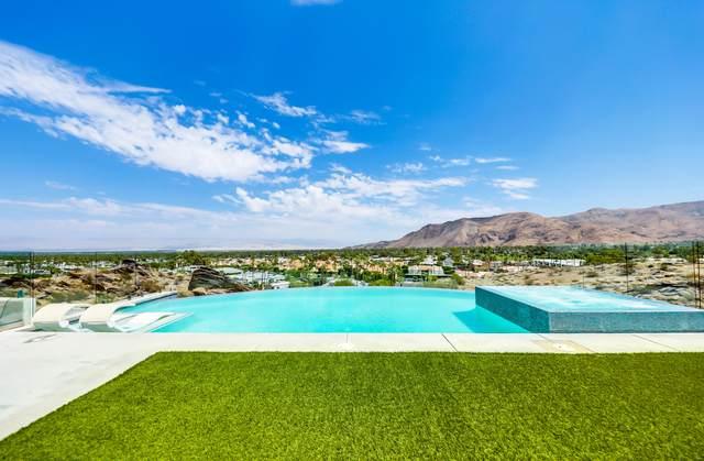 200 Ridge Mountain Drive, Palm Springs, CA 92264 (MLS #219067136) :: Mark Wise | Bennion Deville Homes