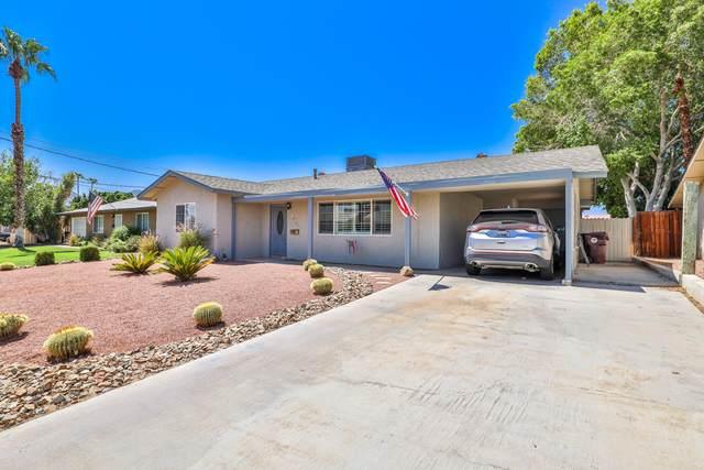 43435 Illinois Avenue, Palm Desert, CA 92211 (MLS #219067138) :: Zwemmer Realty Group