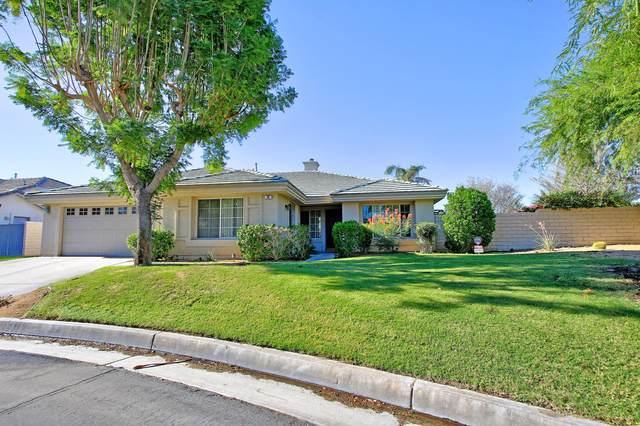 78 Sutton Place S., Palm Desert, CA 92211 (MLS #219067141) :: Mark Wise | Bennion Deville Homes