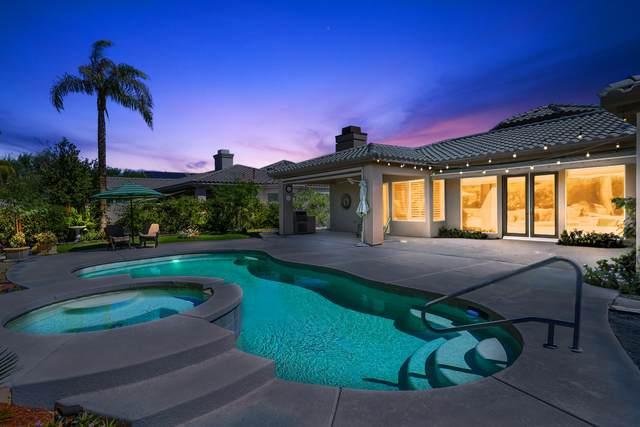 7 Victoria Falls Drive, Rancho Mirage, CA 92270 (MLS #219067195) :: Zwemmer Realty Group