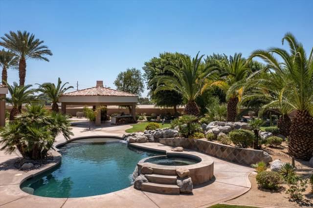 80940 Vista Galope, La Quinta, CA 92253 (MLS #219067223) :: Mark Wise | Bennion Deville Homes