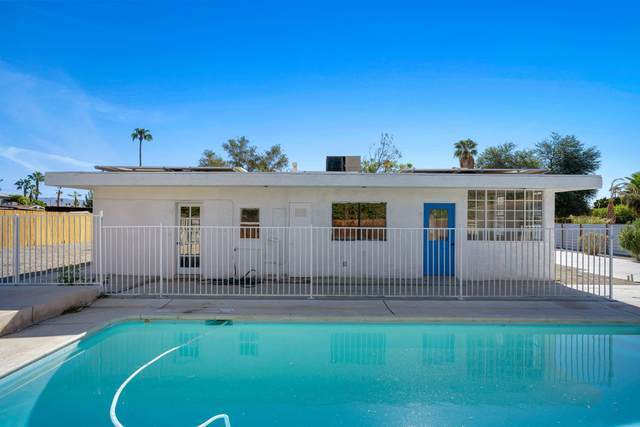 657 Highland Drive, Palm Springs, CA 92264 (MLS #219067262) :: Mark Wise | Bennion Deville Homes