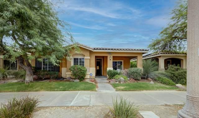 26696 Avenida Quintana, Cathedral City, CA 92234 (MLS #219067289) :: The John Jay Group - Bennion Deville Homes