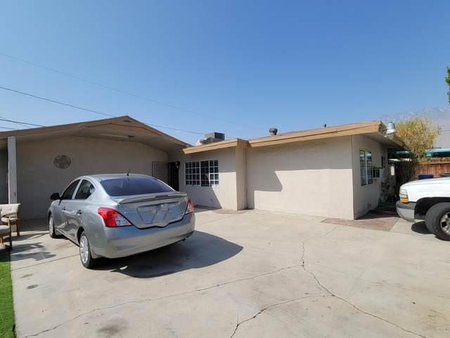 3991 E Calle San Raphael, Palm Springs, CA 92264 (MLS #219067297) :: Lisa Angell