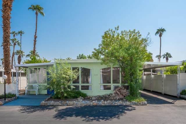 119 Pali Drive, Palm Springs, CA 92264 (MLS #219067344) :: Mark Wise | Bennion Deville Homes