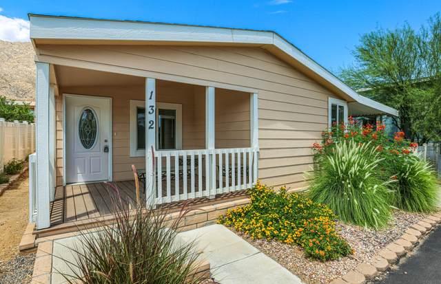 132 Pali Drive, Palm Springs, CA 92264 (MLS #219067416) :: Mark Wise | Bennion Deville Homes