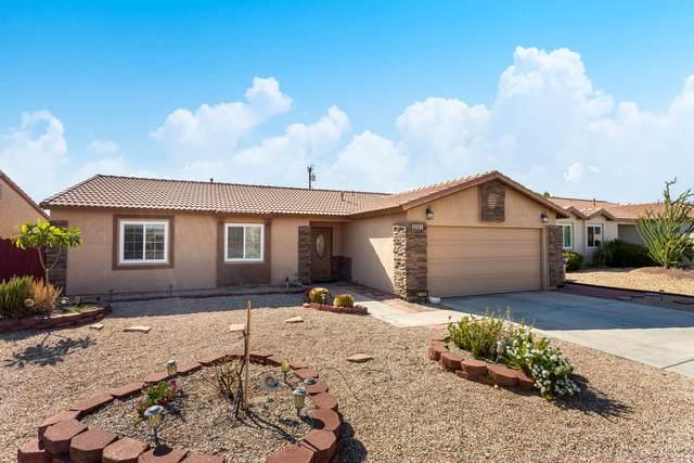 13101 Via Real, Desert Hot Springs, CA 92240 (#219067420) :: The Pratt Group