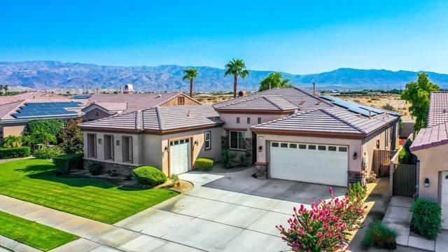 43310 Sentiero Drive, Indio, CA 92203 (MLS #219067469) :: Zwemmer Realty Group