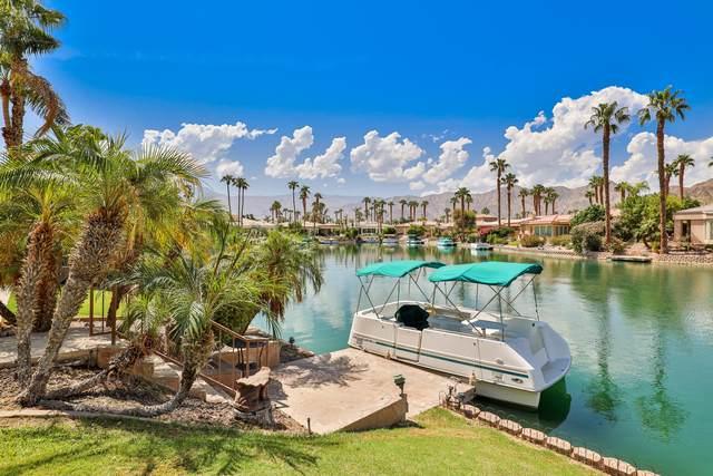 47605 Via Florence, La Quinta, CA 92253 (MLS #219067476) :: Zwemmer Realty Group