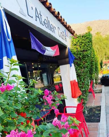 129 La Plaza, Palm Springs, CA 92262 (MLS #219067486) :: Brad Schmett Real Estate Group