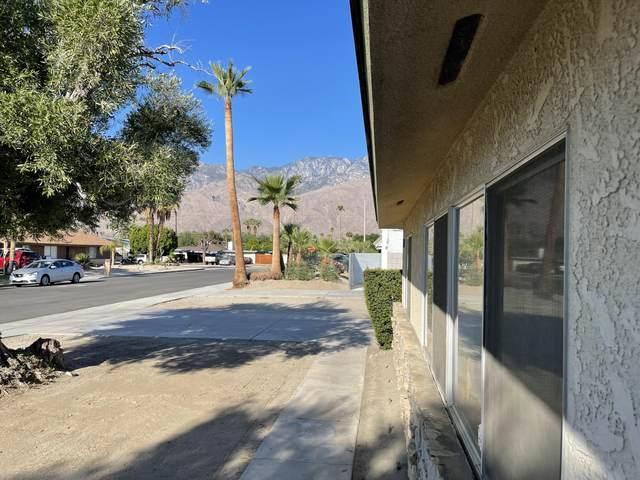 3760 E Camino San Simeon, Palm Springs, CA 92264 (MLS #219067507) :: Mark Wise | Bennion Deville Homes