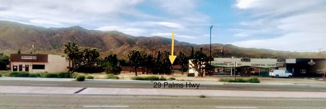 0 29 Palms Hwy Highway, Yucca Valley, CA 92284 (MLS #219067508) :: Zwemmer Realty Group