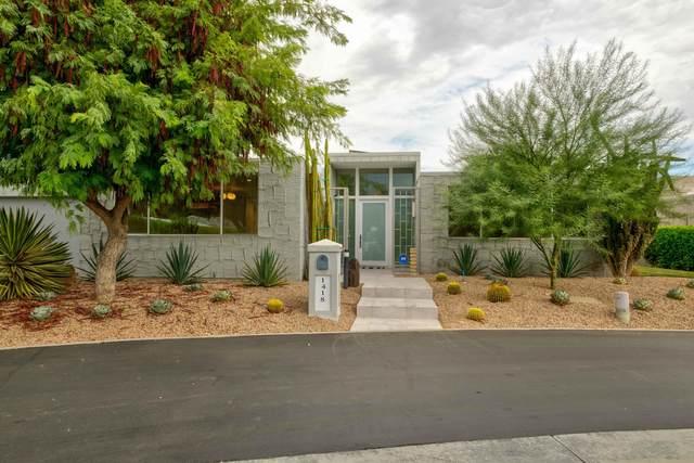 1418 Tamarisk West Street, Rancho Mirage, CA 92270 (MLS #219067529) :: Lisa Angell