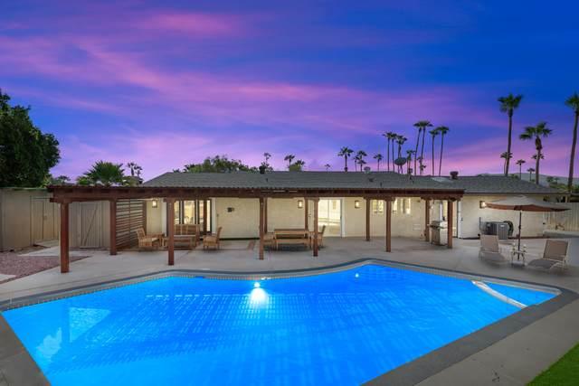 1232 E Delgado Road, Palm Springs, CA 92262 (MLS #219067530) :: Brad Schmett Real Estate Group