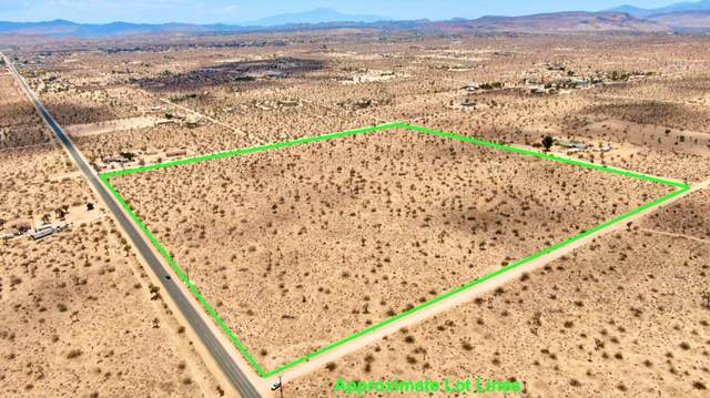 129 Avalon Avenue, Yucca Valley, CA 92284 (MLS #219067549) :: Zwemmer Realty Group