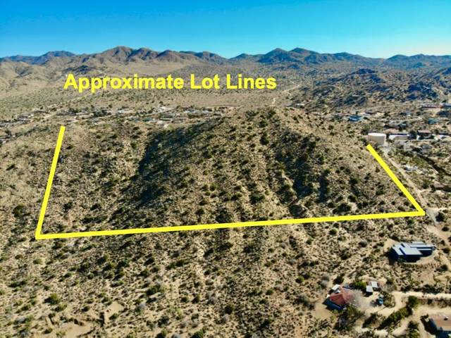 137 Fox Trail, Yucca Valley, CA 92284 (MLS #219067560) :: Zwemmer Realty Group