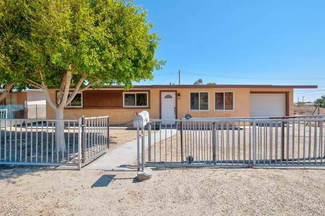 3758 N Mountain View Drive, Thermal, CA 92274 (MLS #219067567) :: The Jelmberg Team