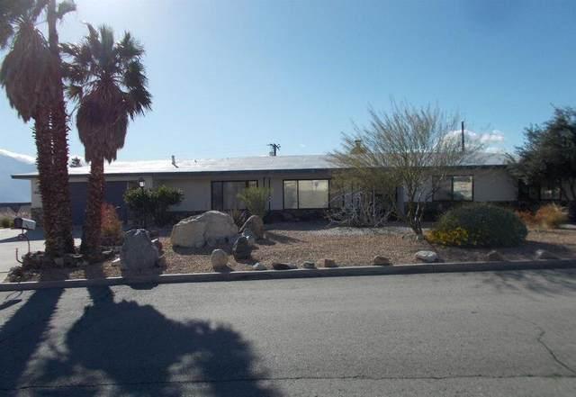 12805 Maui Way, Desert Hot Springs, CA 92240 (MLS #219067572) :: The Sandi Phillips Team