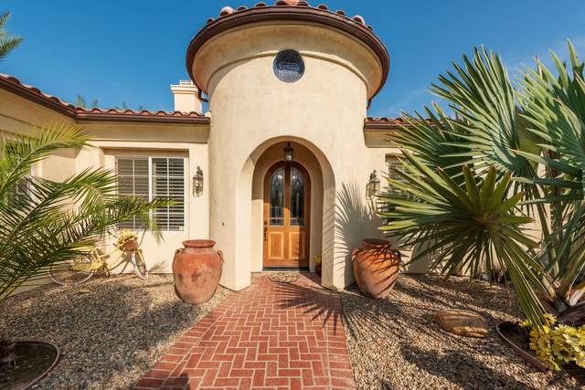 69743 Camino Pacifico, Rancho Mirage, CA 92270 (MLS #219067577) :: Mark Wise | Bennion Deville Homes