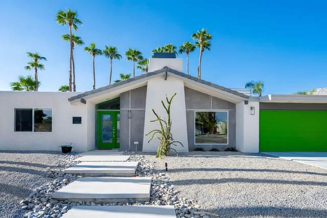 1053 E El Cid, Palm Springs, CA 92262 (MLS #219067619) :: The John Jay Group - Bennion Deville Homes