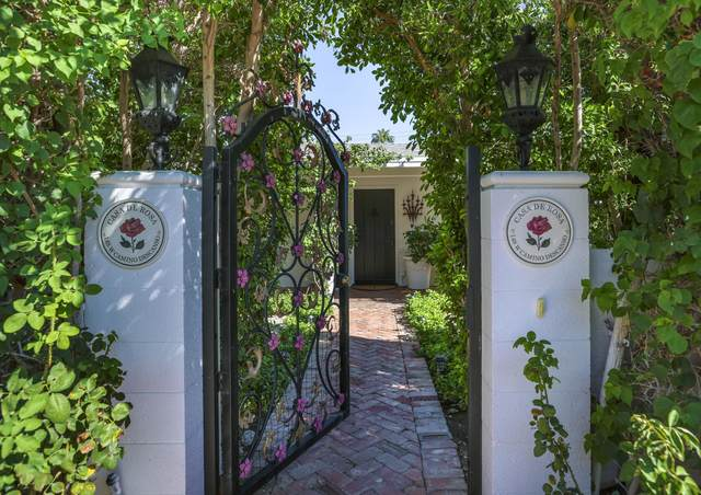 148 W Camino Descanso, Palm Springs, CA 92264 (MLS #219067654) :: Zwemmer Realty Group