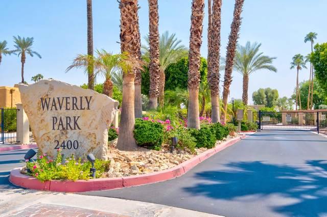 4891 N Winners Circle, Palm Springs, CA 92264 (MLS #219067656) :: The John Jay Group - Bennion Deville Homes