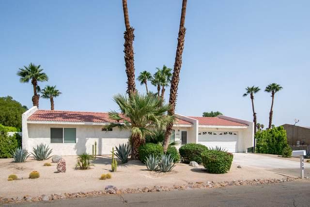 450 W Alvarado Road, Palm Springs, CA 92262 (MLS #219067657) :: The John Jay Group - Bennion Deville Homes