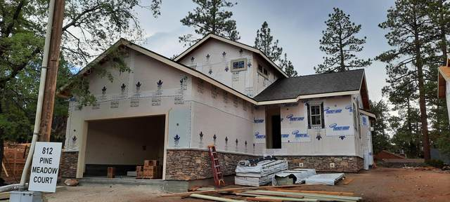 812 Pine Meadow Court, Big Bear Lake, CA 92315 (#219067680) :: The Pratt Group