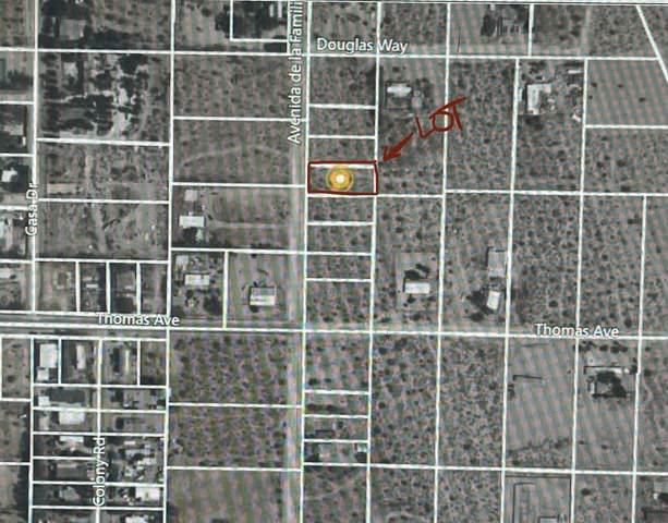 Avenida Avenida De La Familias, Desert Hot Springs, CA 92240 (MLS #219067685) :: Mark Wise | Bennion Deville Homes