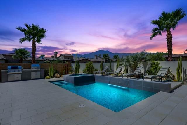 55140 Spring Creek Court, La Quinta, CA 92253 (MLS #219067691) :: The Sandi Phillips Team