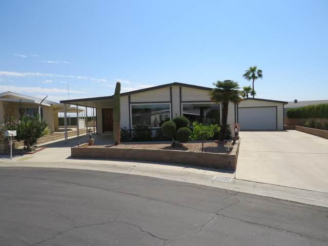 38060 Cabin Circle, Palm Desert, CA 92260 (MLS #219067749) :: The Sandi Phillips Team