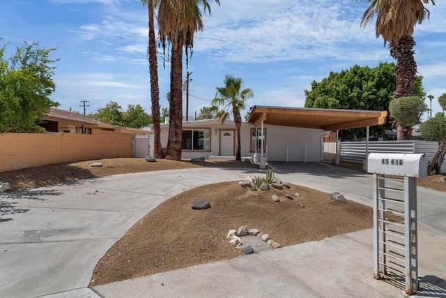 45416 Panorama Drive Drive, Palm Desert, CA 92260 (MLS #219067771) :: The Sandi Phillips Team