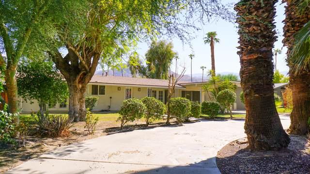 70141 Chappel Road, Rancho Mirage, CA 92270 (MLS #219067806) :: Mark Wise | Bennion Deville Homes