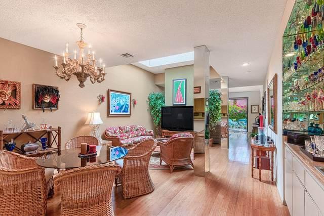 1343 E Amado Road, Palm Springs, CA 92262 (#219067811) :: The Pratt Group