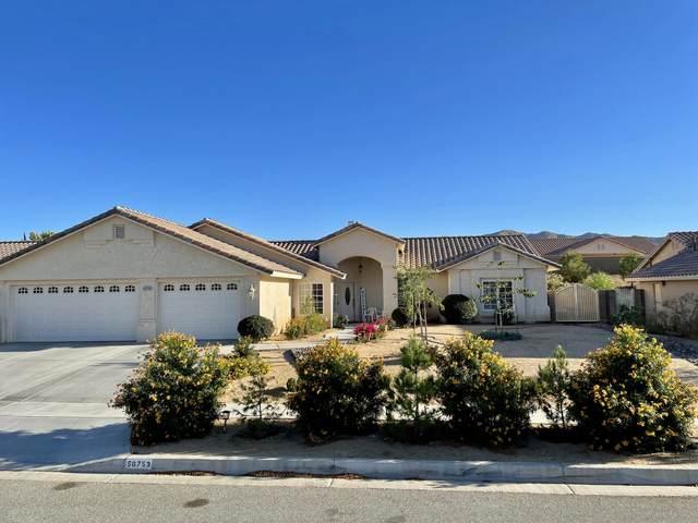 56753 Lisa Circle, Yucca Valley, CA 92284 (MLS #219067829) :: Hacienda Agency Inc