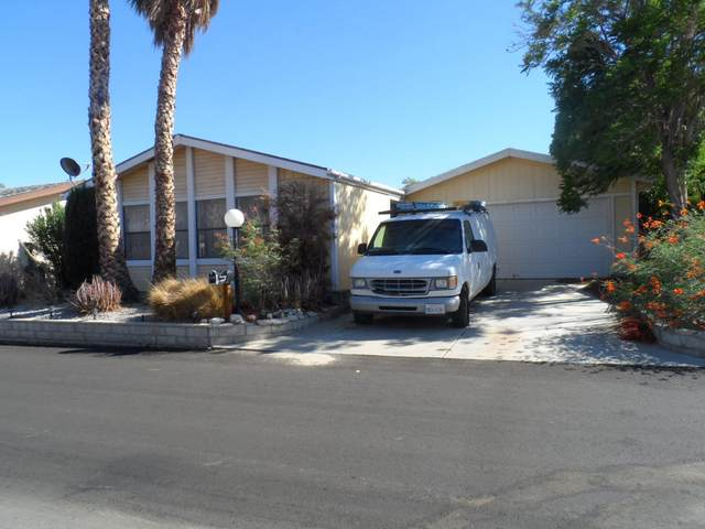 65565 Acoma Ave #116, Desert Hot Springs, CA 92240 (#219067856) :: The Pratt Group